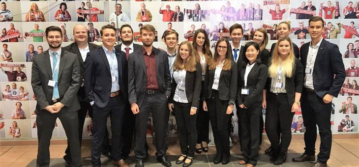 JC Network Days in Kaiserslautern WS 2016/2017